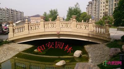 欧式景观桥